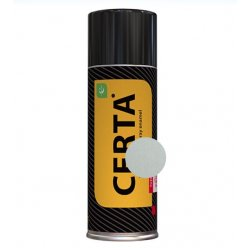 CERTA эмаль термост. антикор. серебристый до 650°С (аэрозоль)