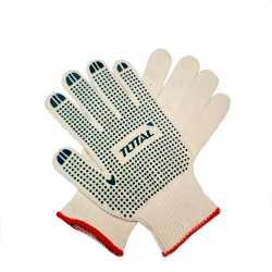 Перчатки трикотаж с ПВХ-точками Size 10 TSP11102