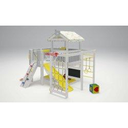 Детская игровая площадка Савушка Baby - 8 (серый)