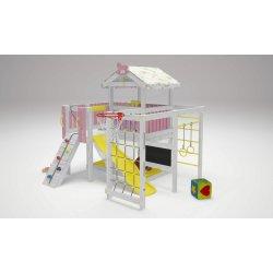 Детская игровая площадка Савушка Baby - 8 (розовый)