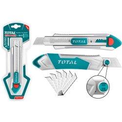 TG5121806 TOTAL Строительный нож Length 185mm
