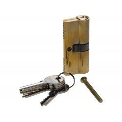 Механизм Зубр Мастер цилиндровый, ключ-ключ 5-pin, 70мм 52101-70-1