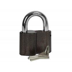 Замок навесной Зубр Мастер общего применения дисковый механизм секрета  80 мм 3720-_z01