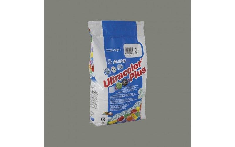 Затирка для швов Ultracolor Plus 2кг темно-серый 113