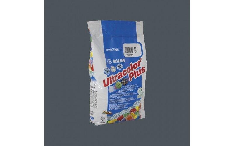 Затирка для швов Ultracolor Plus 2кг Антрацит 6011402
