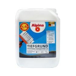 Грунтовка Alpina Tiefgrund концентрат 2,5 л