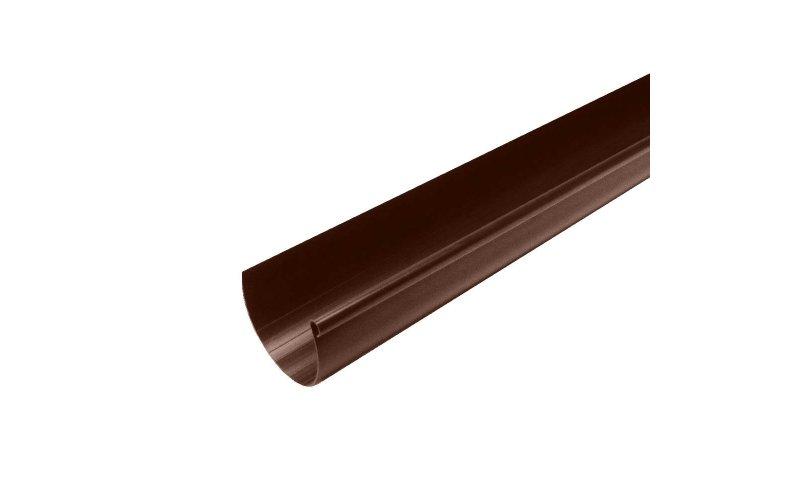 Желоб водосточный 130мм MUROL коричневый 3м