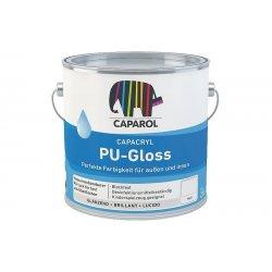 Эмаль полиуретан. акрил. Caparol Capacryl PU-Gloss (Капарол Капакрил ПУ-Глосс) База-W-Weiss