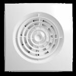 Вентилятор Эра АУРА 4 С (100 мм) с клапаном, бесшумный