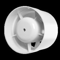 Вентилятор Эра Профит 4 осевой канальный вытяжной D100