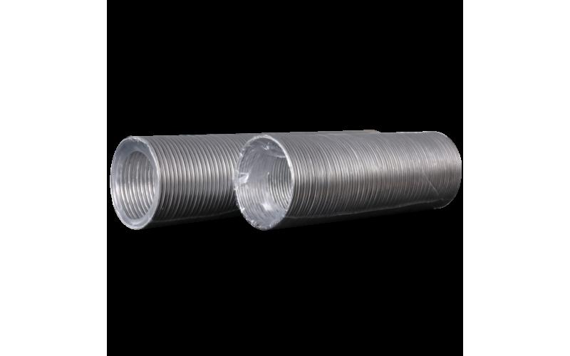 Воздуховод ЭРА ВА D125 длинна 3м алюминиевый гофрированный