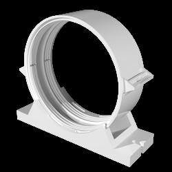 Держатель-соединитель с уплотнителем для круглых воздуховодов D160
