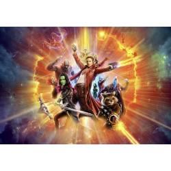 Фотообои Стражи Галактики 368*254cm KOMAR Guardians of the galaxy (8 частей)