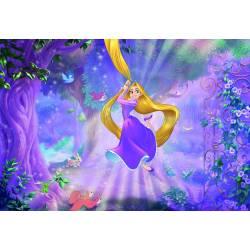 Фотообои Рапунцель 368*254см KOMAR Rapunzel (4 части)