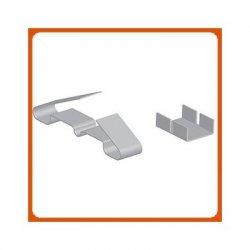 Зажим крепежный СР/Т.2-50 Ц (упак.50шт)