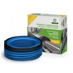 Секция нагревательная кабельная Freezstop Simple Heat-18-37