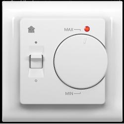 Терморегулятор ТР 111 белый (НК)