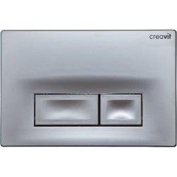 CREAVIT Кнопка для инсталляции хром-мат. GP3003.00 ORE