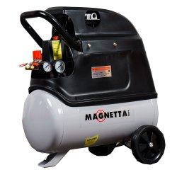 Magnetta CE624 Компрессор воздушный масляный поршневой с прям. привод. 24л. цилиндр