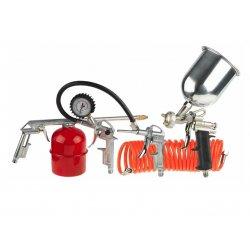 Набор пневматический STAYER MASTER  5 предметов 06488-Н5