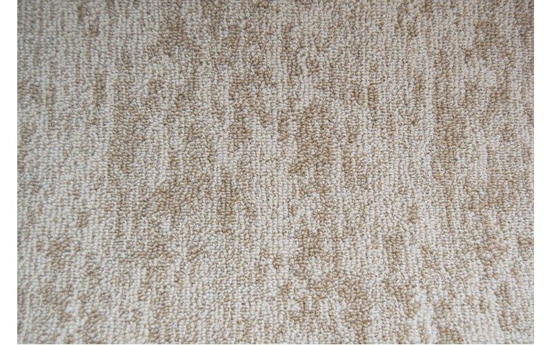 Бытовой ковролин СЕЛЕНА 046 (высота ворса 3,0/7,0 мм толщина 9,0 мм)  4,0 м коричневый
