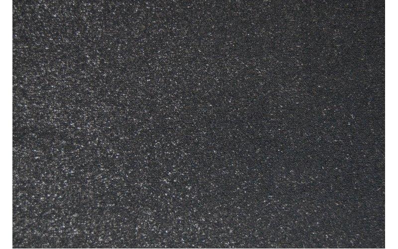 Бытовой ковролин Украина FRISE KOLIBRI 11000/180 Чёрный 4,0м