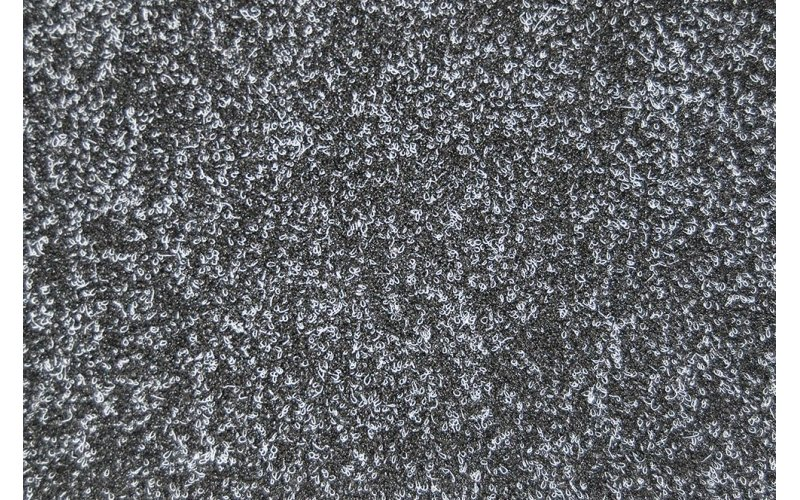 Автоковролин Сarlight granule 0100, чёрный, 2,02.м