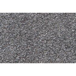 Бытовой ковролин  Парадиз 585 (высота ворса 7,0 общ.толщ. 8,5 мм)  3,0м   чёрный жемчуг войлок