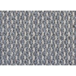 Бытовой ковролин Рифей 508 бербер высота ворса 3,0/7,0 общ.толщ. 8,5 мм  3,0м серый гранит