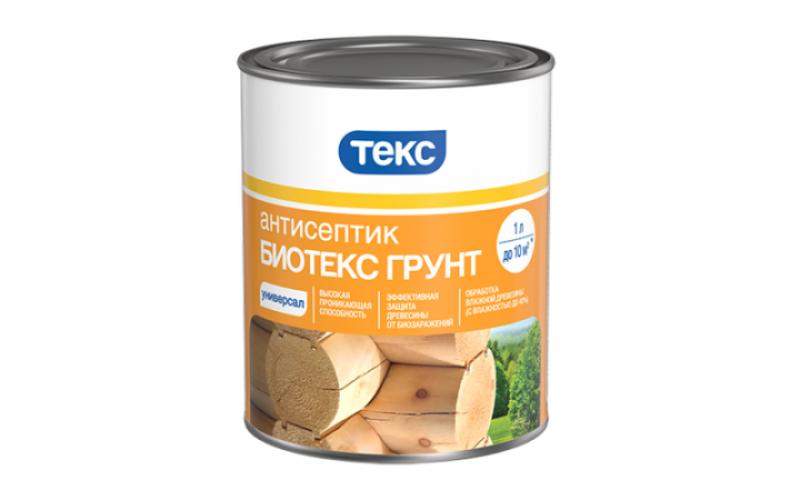 ТЕКС Биотекс Грунт 1л
