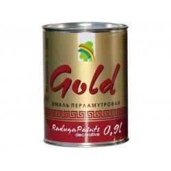 Эмаль Gold Перламутровая лессирующая (0,9л)