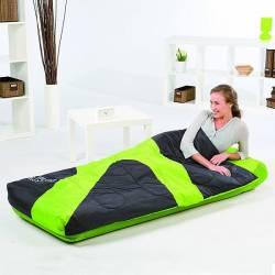 Надувной матрас Aslepa Air Bed-Single 185х76х22 см, со СПАЛ.МЕШКОМ Bestway (67434), 807-008