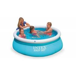 Бассейн надувной Easy Set 183*51 см ОТ 3 ЛЕТ Intex (54402) (28101), 810-153