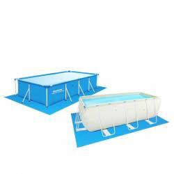 Ковер для каркасных прямоугольных бассейнов 290*211 см Bestway (58100), 810-559