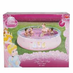 Бассейн надувной Fast Set 198*51 см Disney Princess Bestway (91052), 810-103