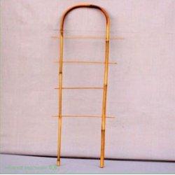 Лесенка для цв. из бамбука, овальная, 1.2 м (2)