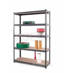 Металлические стеллажи QR-9685 (9616), 210*90*60