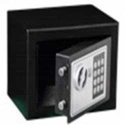 Ящики металл. для хран. докум. с электр. замком 17 ЕК, 170*170*230мм