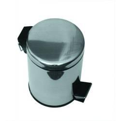 Ведро для мусора 5л Аквалиния H102-5L