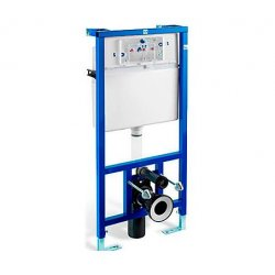 """ROCA """"DUPLO WC"""" Инсталляционная система (D110) (789009000K)"""