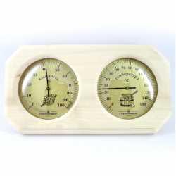 Термо-гигрометр бытовой ТГС-2 0-150С, 0-100%