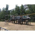 Детский игровой комплекс «Аэроплан» ДИК 2.03.04 (1204)