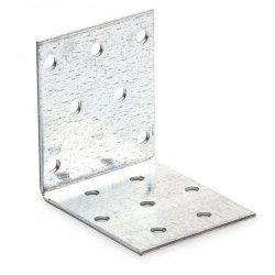 Крепежный уголок равносторонний 60х60х50х2,0мм оцинкованный