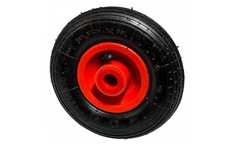 Колесо 200 мм пластмассовое с надувной шиной Suki