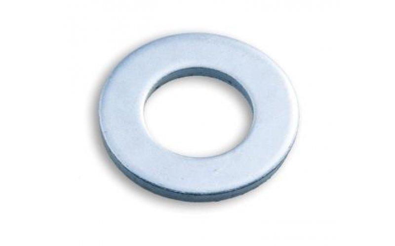 Шайба оцинкованная DIN 125A 10 мм (100 шт)