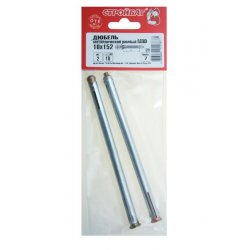 Дюбель металлический рамный MRD 10х112 (2 шт)