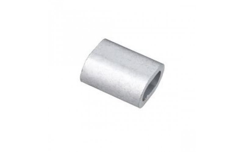 Наконечник троса алюминиевый 2 мм (2 шт) Fixbox