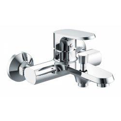 Смеситель для ванны с коротким изливом Bravat F6105161C-01 PURE