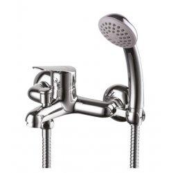 """Смеситель для ванны одноручной с поворотным изливом, хром Lemark LM6552С """"Партнер"""""""