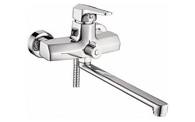 LEDEME L2259 Смеситель для ванны с длинным изливом